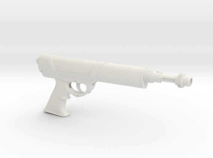 Boba Fett ESB Sidearm 1/4th Scale 3d printed
