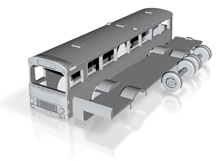 Volvo B58 DSB Bus 1-0-0 N scale Dummy 3d printed
