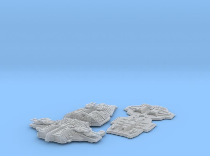 HOMEFLEET Battlecruiser 3d printed