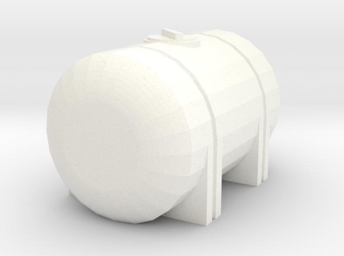 1/64 535 Gallon Tank 3d printed