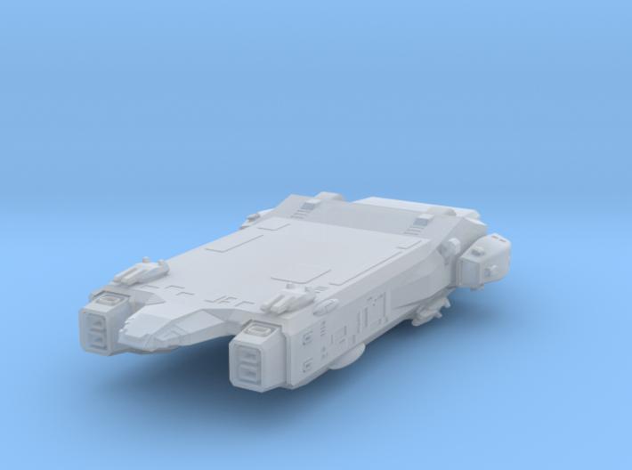 Wing Commander Missile Destroyer 3d printed