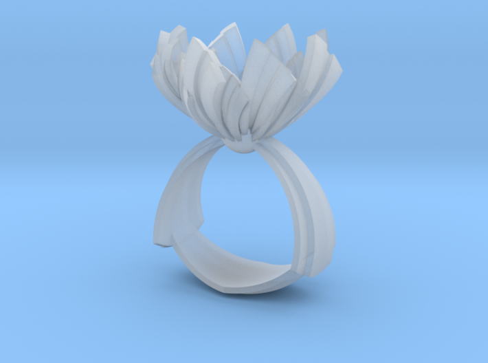 Explosion of Spring 3d printed