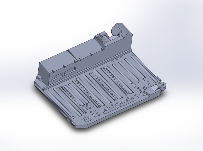 PulsarSL Container Transport  3d printed