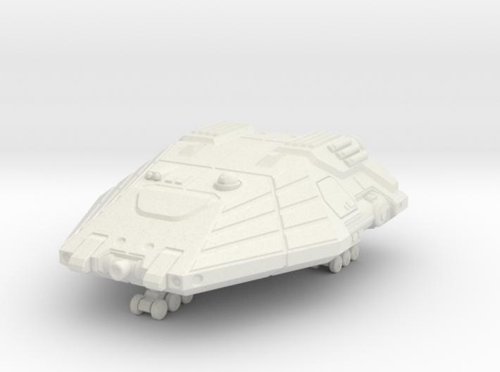 Planet Hopper 3d printed