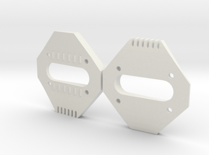 6° Wedges for SPD Cleats 3d printed
