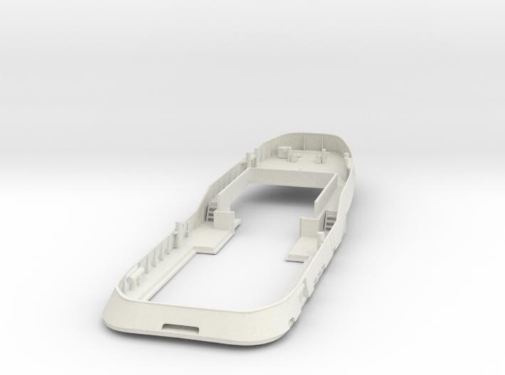 Main Deck & Bullwark 1/75 V56 fits Harbor Tug 3d printed