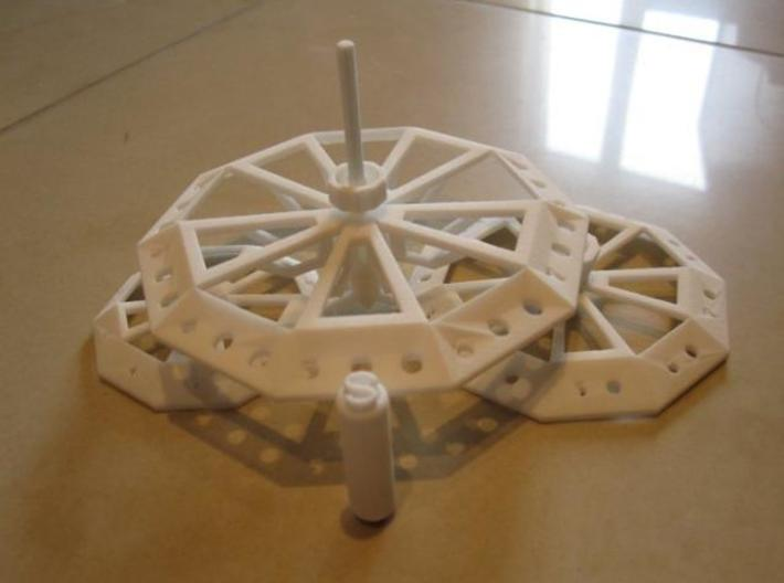 ''d1000 Spinner'' Limited Collectors Edition 3d printed Prototype 1