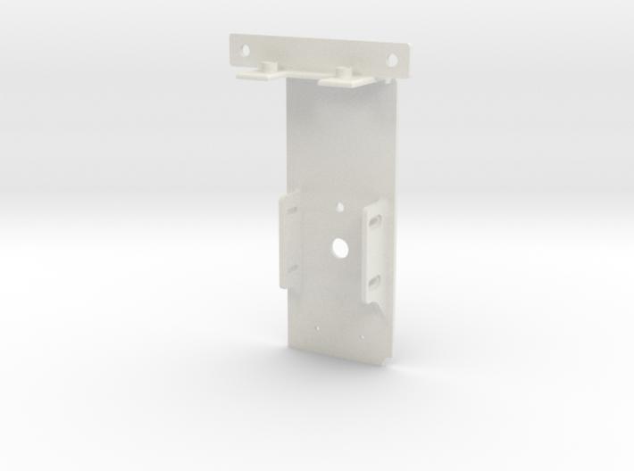 GPSMount 3d printed