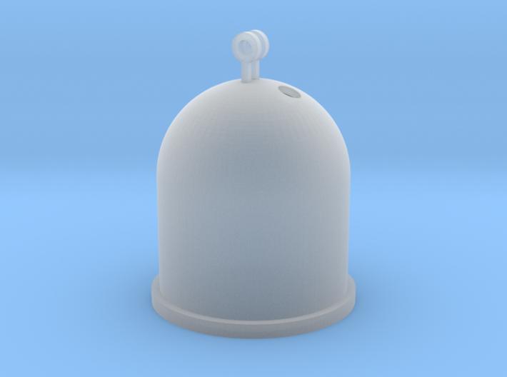 Altglascontainer Halbkugel 1:120 TT 3d printed