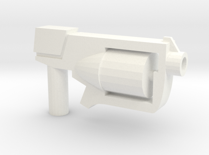Transformers NERF Strongarm 3d printed