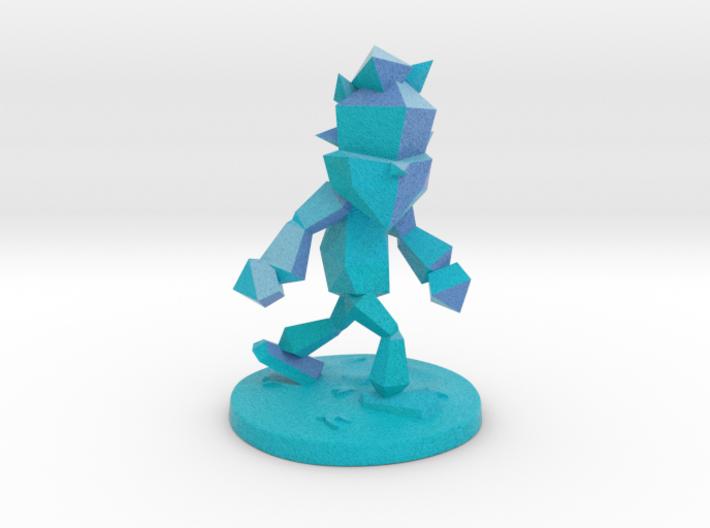 Little Polygon 3d printed