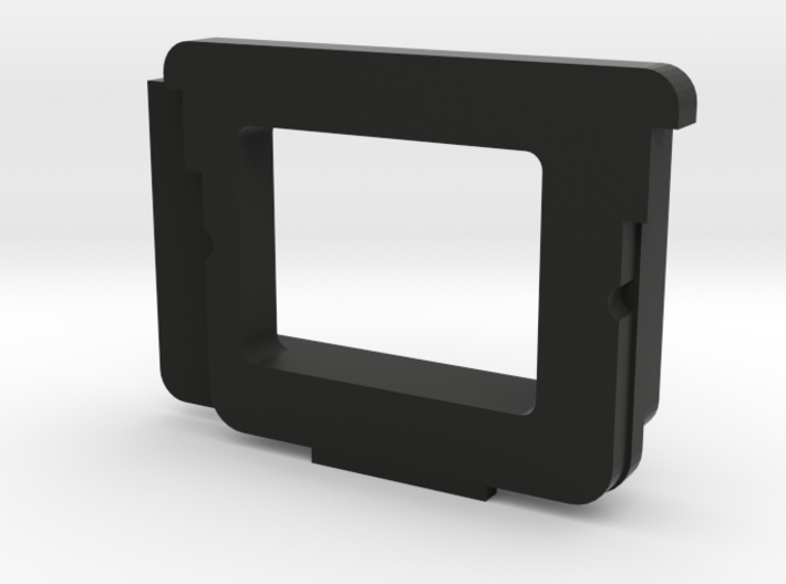 Olympus OM-D E-M1 and E-M1ii angle finder adapter 3d printed