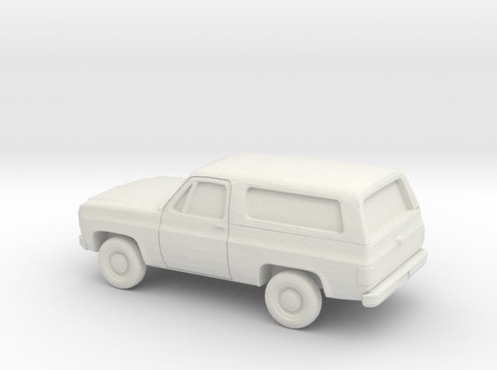 1/87 1973-79 Chevrolet Blazer 3d printed