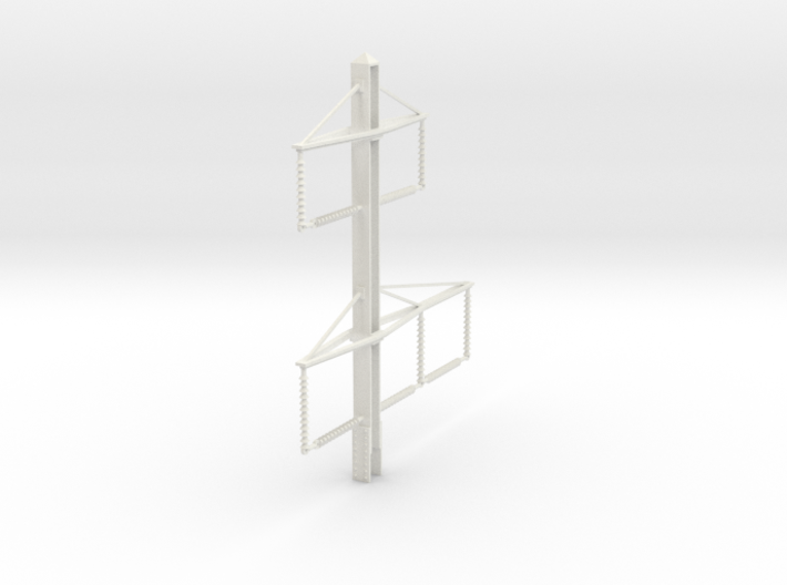 PRR CATENARY S SCALE PH 2-3 TOP 3d printed
