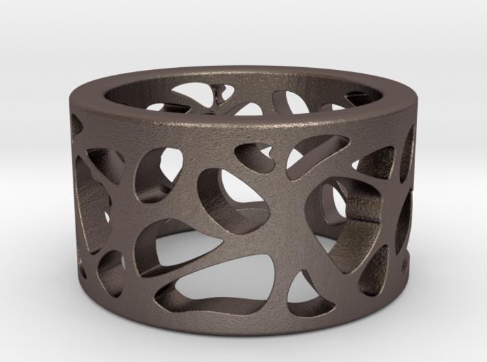 breathing ring 3d printed
