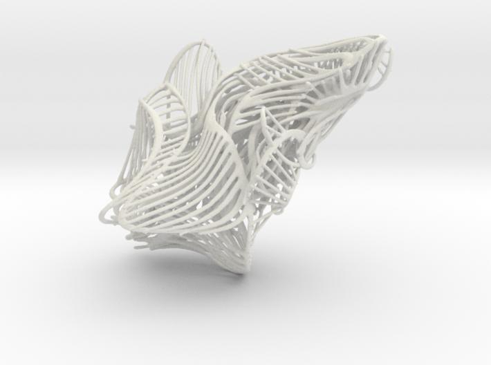 Thorax in C major 3d printed