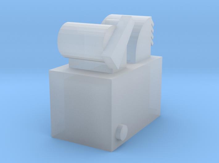 1/64 CB-5000 3d printed