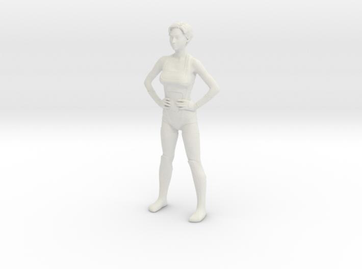 Nova - Power pose 3d printed