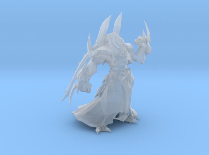 1/60 Alarac Attacking Pose 3d printed