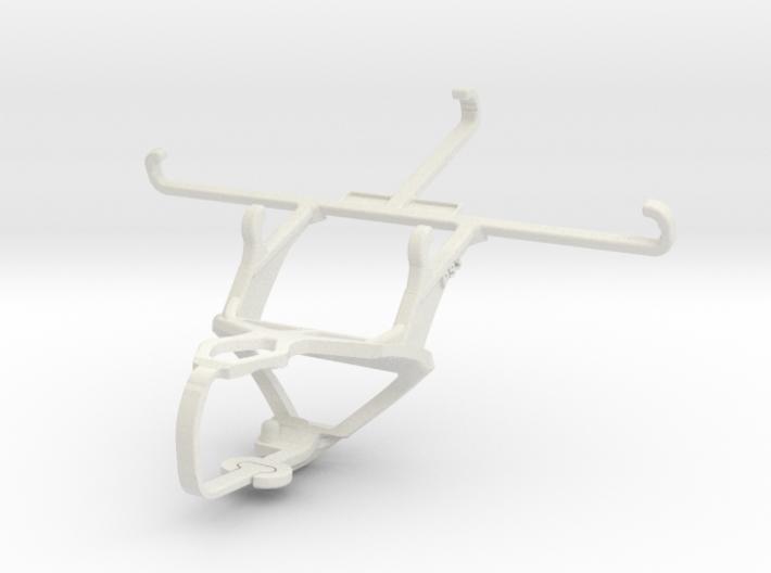Controller mount for PS3 & QMobile Noir Z8 3d printed