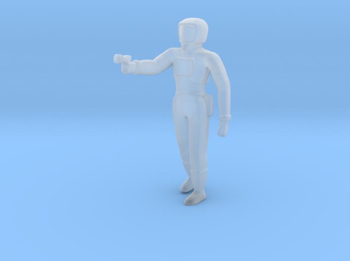 Tiny Space Explorer 2 3d printed