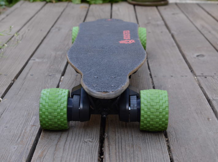 MBS All Terrain speed hack for Boosted Boards V2 3d printed