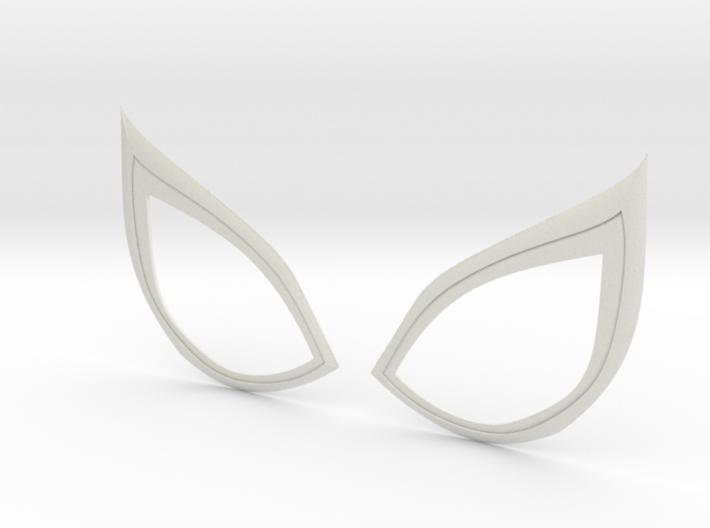 Insomniac Spiderman Lenses (opened)