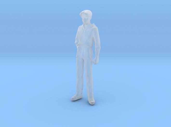 1/24 Casual Wear Man Figure Type II(b) 3d printed
