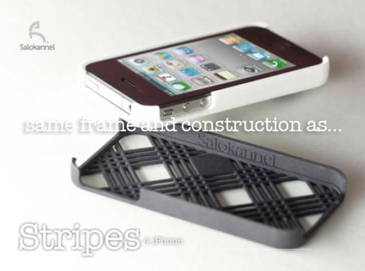 Hipster's Dream - case for iPhone 4/4s 3d printed