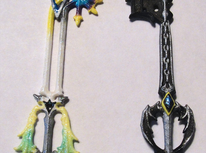keyblade pendants oathkeeper and oblivion 26c7uhy35 by
