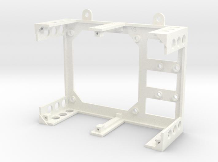 Water Leak Detector chassis 3d printed