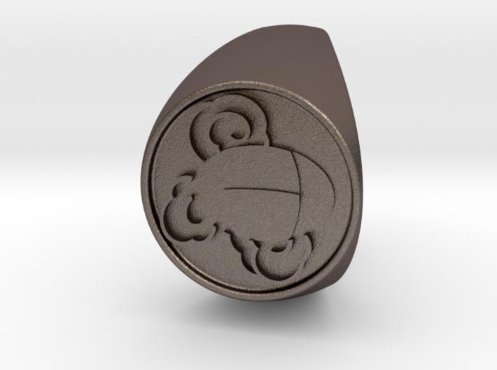 Custom Signet Ring 55