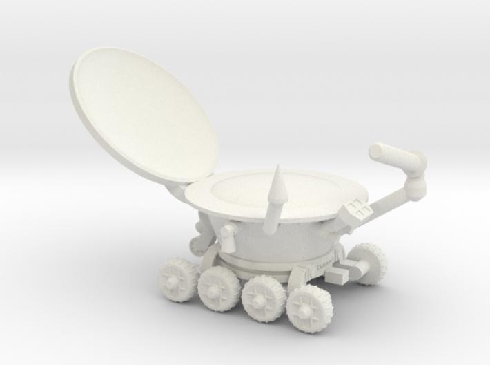 Lunokhod 1 Moon Rover 3d printed