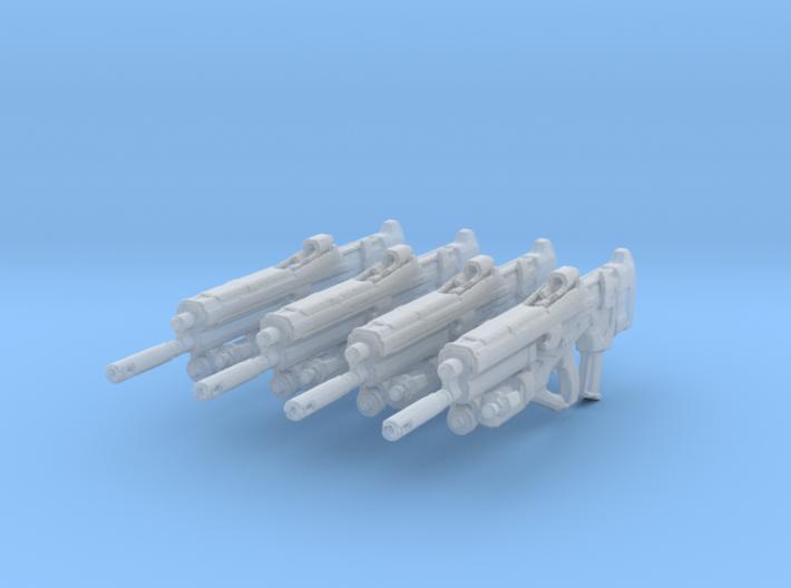 Nirwens Mercy (1:18 Scale) 4 Pack 3d printed