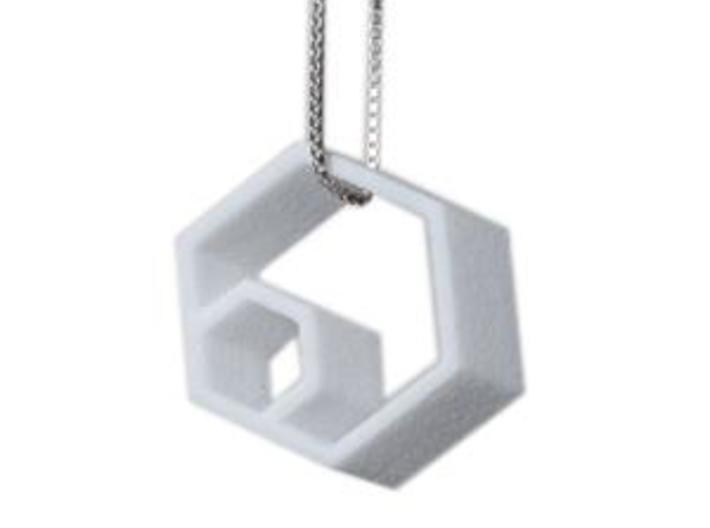 Smith pendant large 3d printed