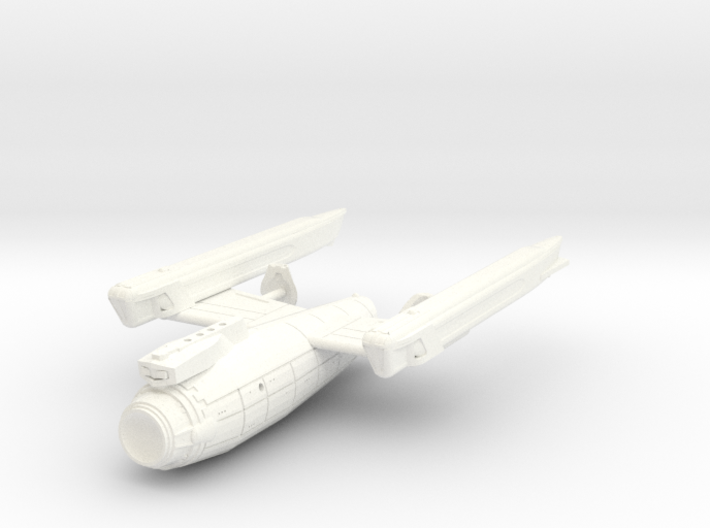 2500 Federation class Secondary 3d printed