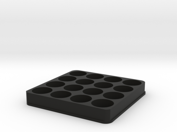 E Juice Holder/Stand 16 60ML Slots 3d printed