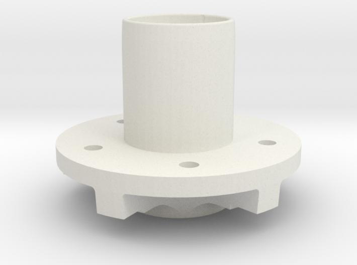 "Rear Hubs - 5 x 4.75"" bolt pattern 3d printed"