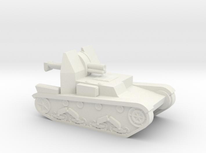 SU-5-2 [122mm] SPG 3d printed