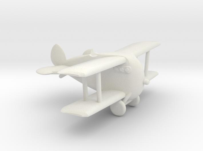 T.28 Floh [DFW] Fighter 3d printed
