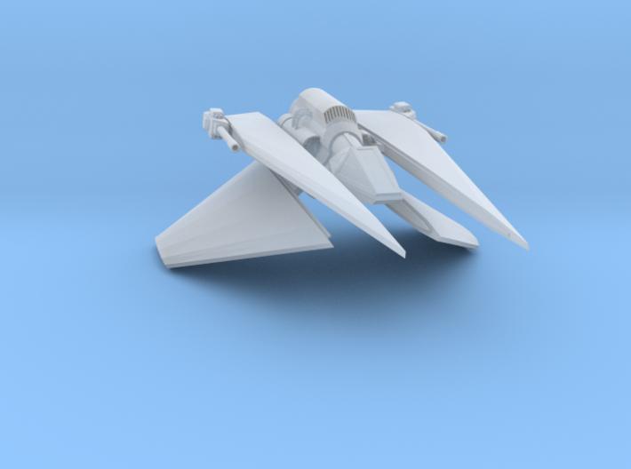 Narn Toreth Gunship Full Thrust Scale 3d printed