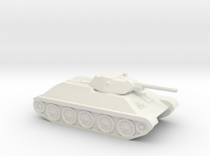 T-34-76 Model 1941 Medium Tank 3d printed