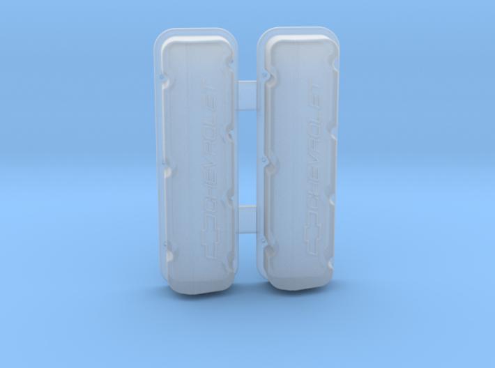 Big Block Chevrolet Valve Covers - Pair 3d printed
