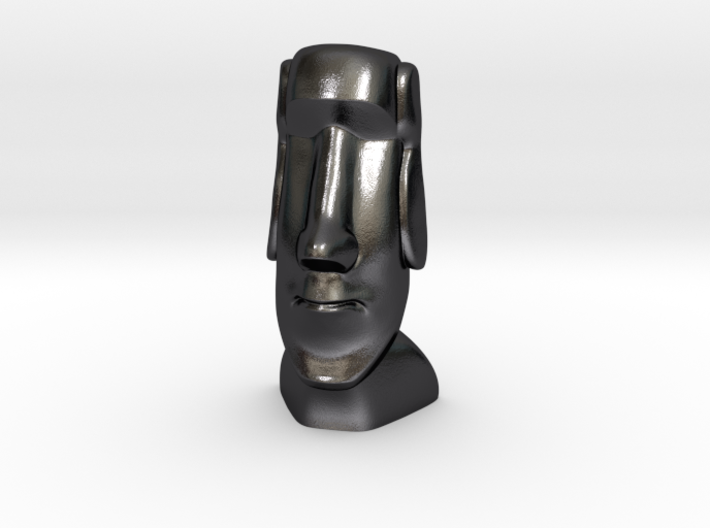 Moai-Standard version 3d printed