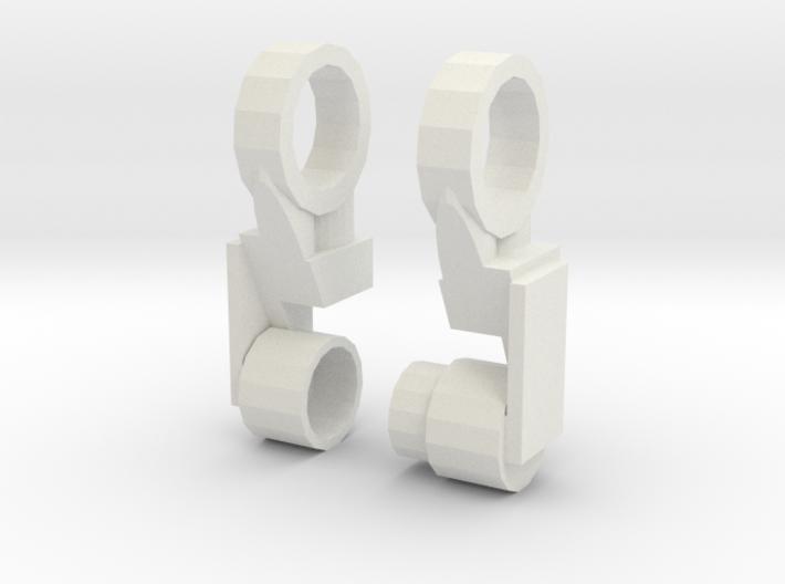 CW Prime Knee extender 3d printed