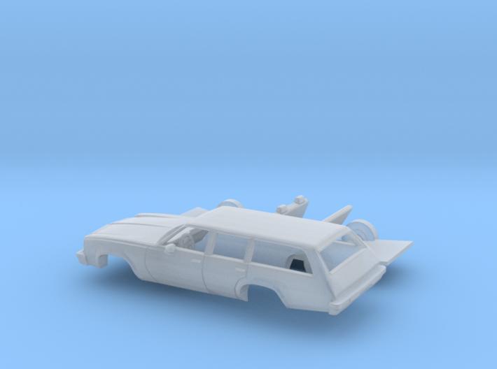 1/160 1975 Chevrolet Chevelle Station Wagon Kit 3d printed