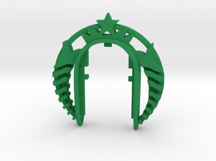STARBUCKS KEY FOB FOR MINI COOPER F MODELS 3d printed