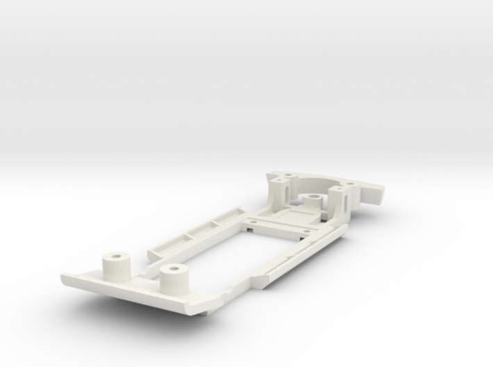 Chassis for Scalextric Ford Cortina Mk1 3d printed