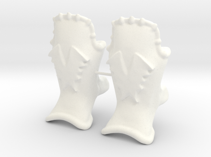 skeletorshinguards 3d printed
