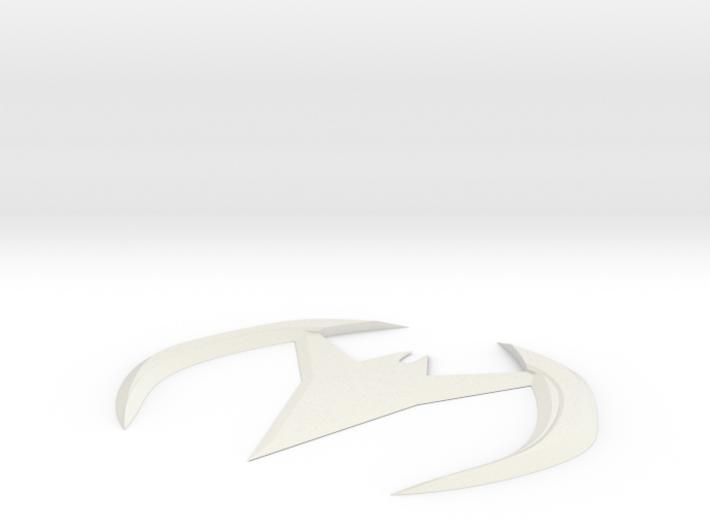 Batarang beyond 3d printed